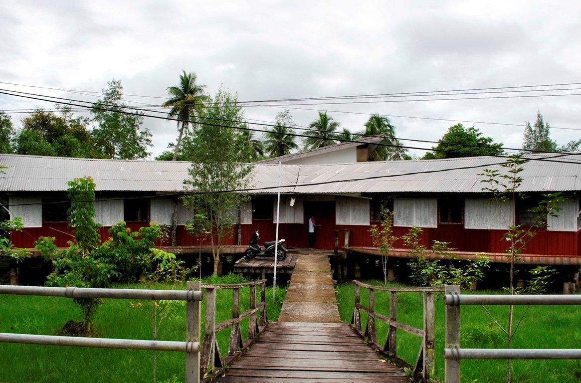 Gedung Museum Asmat