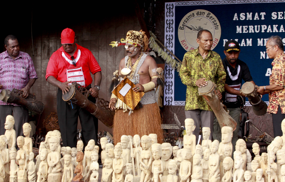 Festival Budaya Asmat