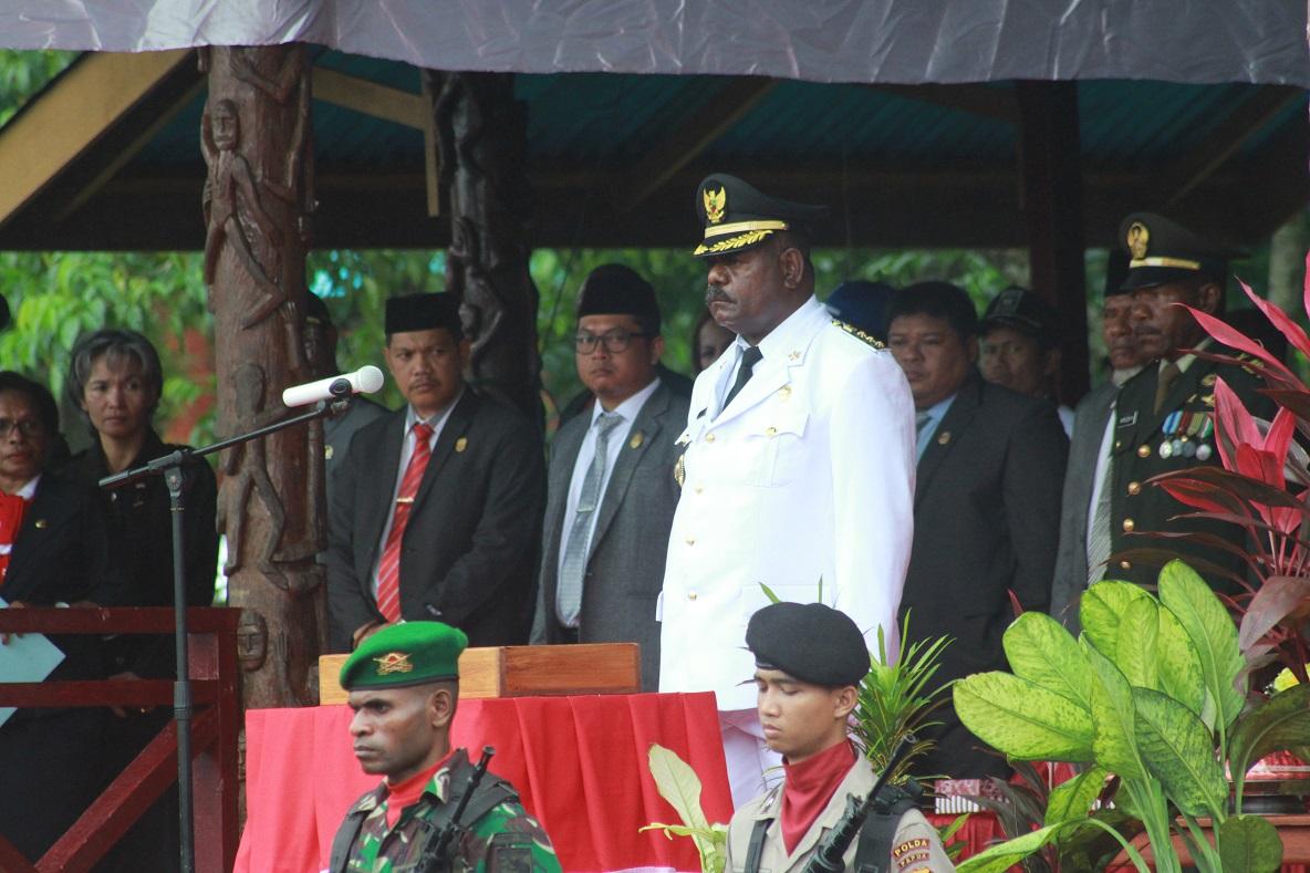 Bapak Bupati Kabupaten Asmat